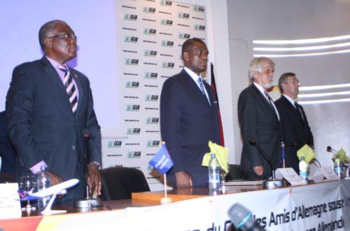 Article : Douala: Le modèle économique allemand fait école