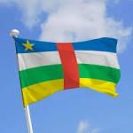 Drapeau de la République Centrafricaine