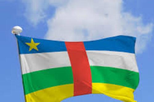 Article : République Centrafricaine : Kongo Foncy convoite la magistrature suprême
