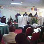 Salle de réunion à Douala