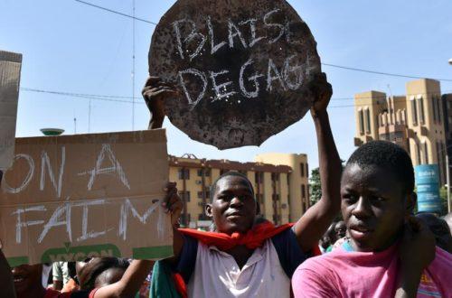 Article : Après la chute de Blaise Compaoré: Les burkinabè du Cameroun s'expriment