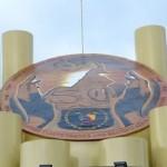 Le monument de la réunification du Cameroun construit à Buea