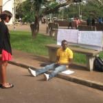 Je suis contre le mauvais traitement des citoyens camerounais
