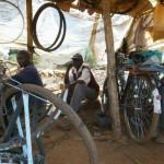 les vélos en voie de disparition au Cameroun