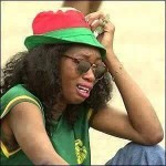 Elle pleure Eto'o?