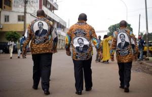 Paul Biya comme mot de passe