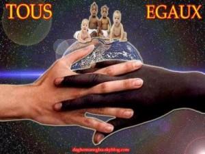 La terre est à nous tous
