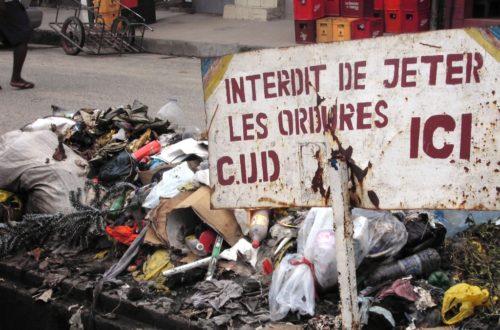 Article : Douala : interdit de polluer et interdit de punir ?