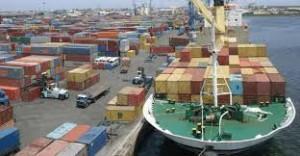 Place portuaire de Douala