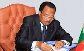 Paul Biya nomme un nouveau Dg à la Crtv