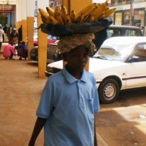 Un enfant comerçant