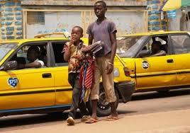 Enfants commerçants