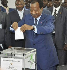 """""""L'exemple du premier camerounais"""""""