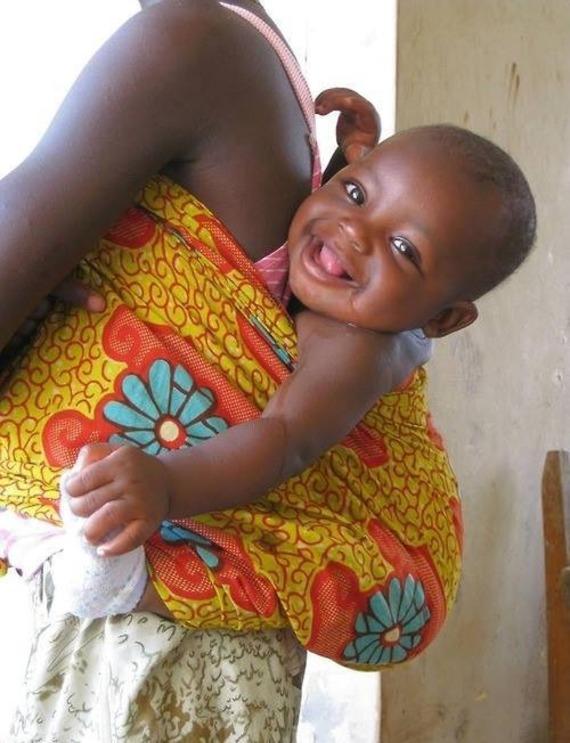 """""""Bébé camerounais veut vivre"""""""