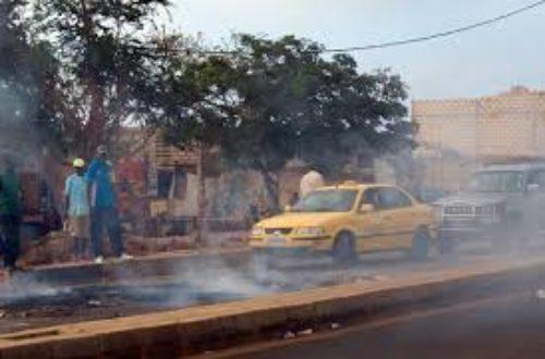 Article : A Yaoundé, il n'y a pas que des poltrons dans les taxis