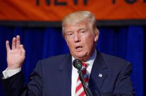 Article : Main basse sur la crise Anglophone au Cameroun: les USA de Trump sur le gril