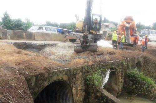 Article : Axe Douala-Yaoundé: je confirme que le pont de Yassa est pourri