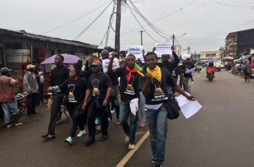Article : Paul Biya est là, opposition camerounaise lève-toi et marche!