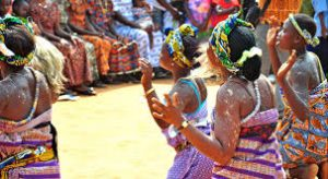 Danse africaine. CC: Wikimedia