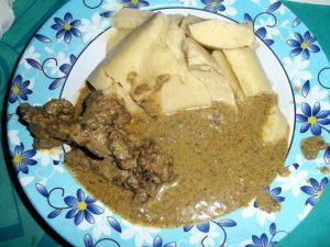 Couscous sauce d'arachide. CC: Wikimedia